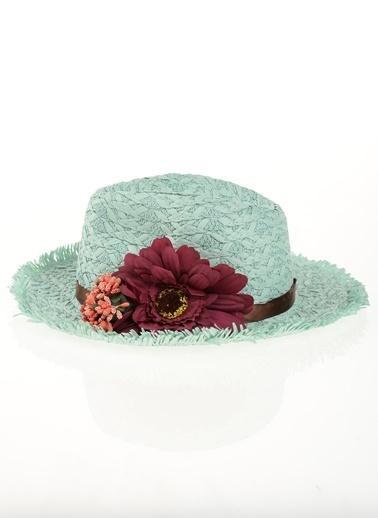 Bay Şapkacı Şapka Yeşil